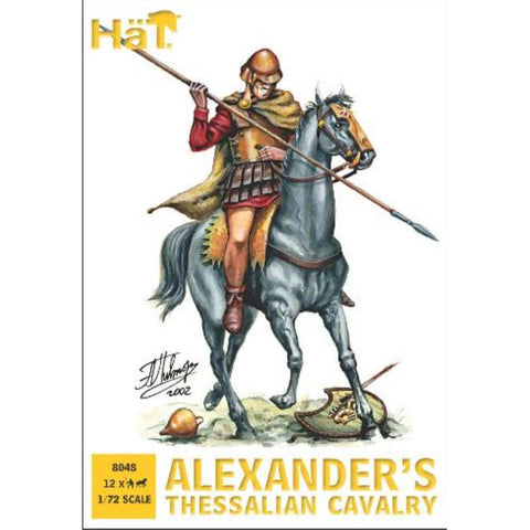 Image of HAT 1/72 Alexander's Thessalian Cavalry