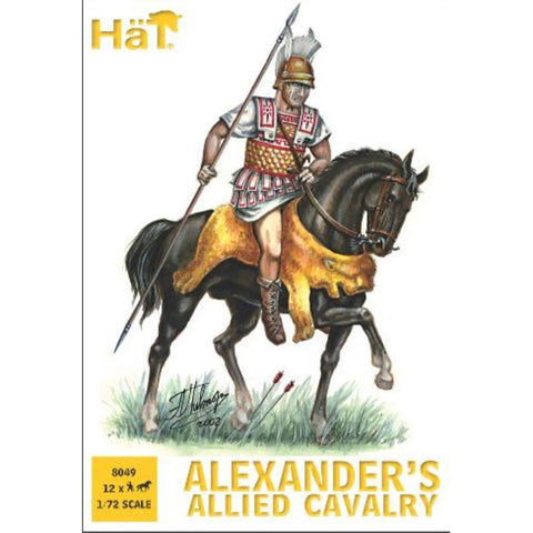 Image of HAT Alexander's Allied Cavalry