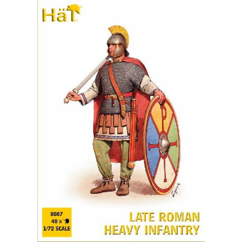 HAT INDUSTRIES Late Roman Heavy Infantry