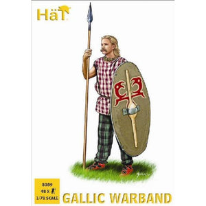 HAT 1/72 Gallic Warband