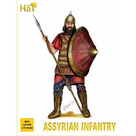 HAT INDUSTRIES Assyrian Infantry