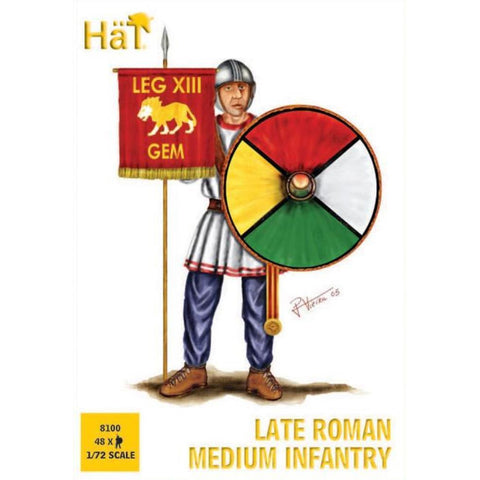 Image of HAT INDUSTRIES Late Roman Medium Infantry