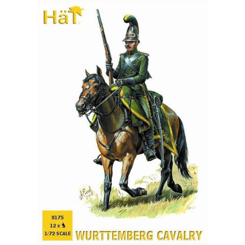 Image of HAT Wurttemberg Cavalry