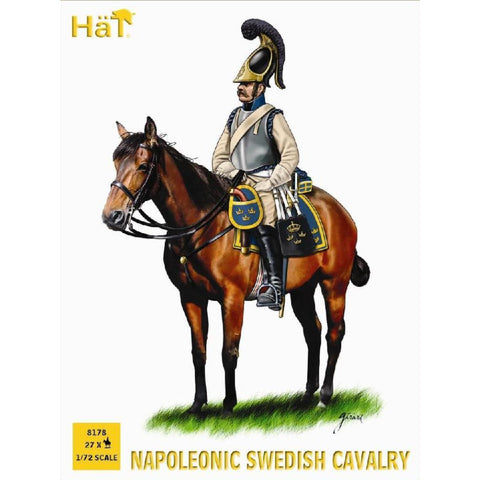 Image of HAT Nap Swedish Cavalry