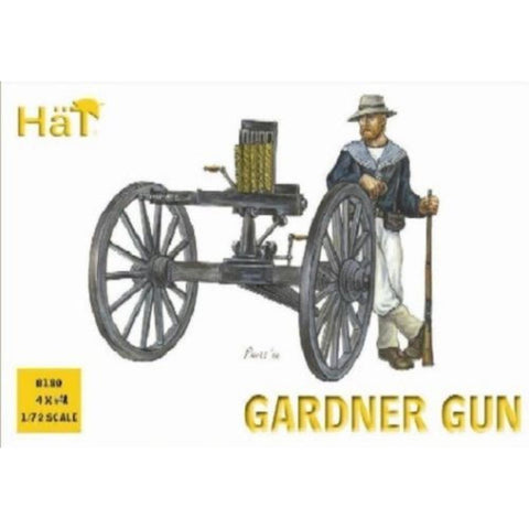 Image of HAT 1/72 Gardner Gun