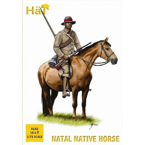 Image of HAT 1/72 Zulu Wars: Natal Native Horse