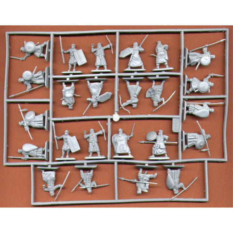Image of HAT 1/72 Almoravid Infantry