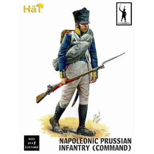 HAT 1/72 Prussian Infantry Command