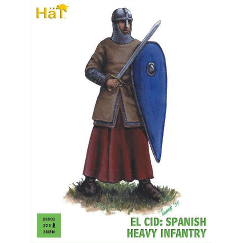 HAT INDUSTRIES El Cid Spanish Heavy Inf