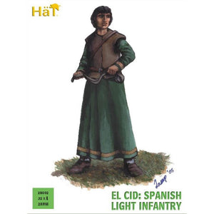 HAT El Cid Spanish Light Infantry