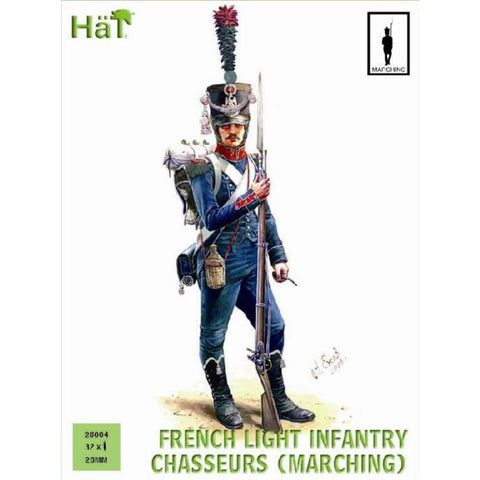 Image of HAT INDUSTRIES French Chasseurs Marching