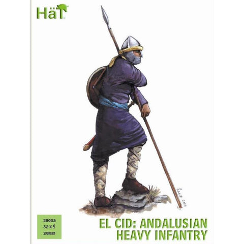 HAT INDUSTRIES El Cid Andalusian Heavy Infantry