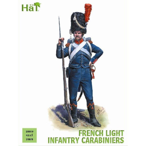 Image of HAT French Light Infantry Carabiniers