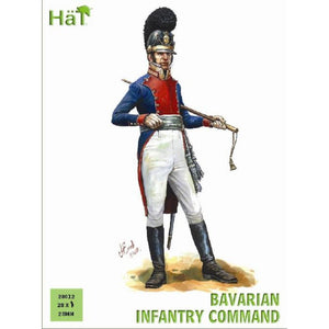 HAT Bavarian Infantry Command