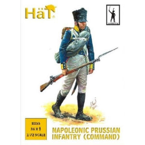 HAT Prussian Infantry Command