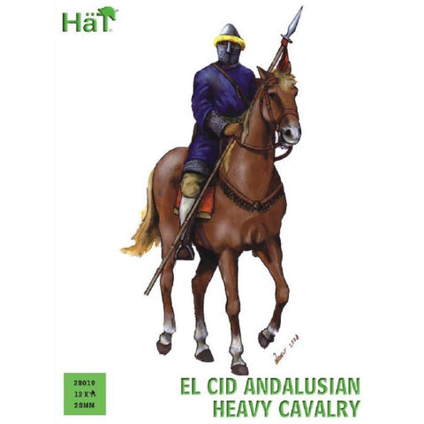 Image of HAT Andalusian Heavy Cavalry