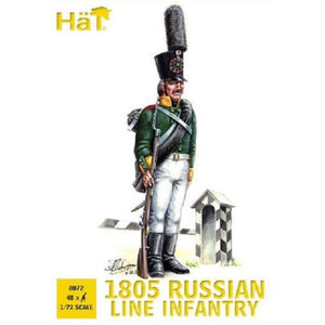HAT 1/72 1805 Russian Infantry