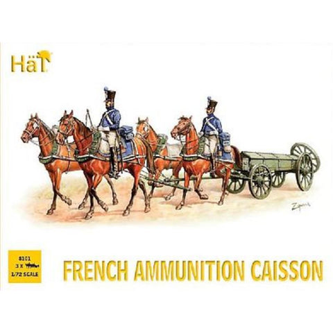 HAT French Ammunition Caisson
