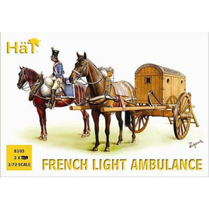 HAT 1/72 French Light Ambulance