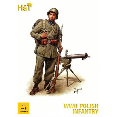 HAT INDUSTRIES WWII Polish Infantry