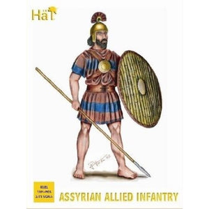HAT Assyrian Allied/Auxiliary Infantry