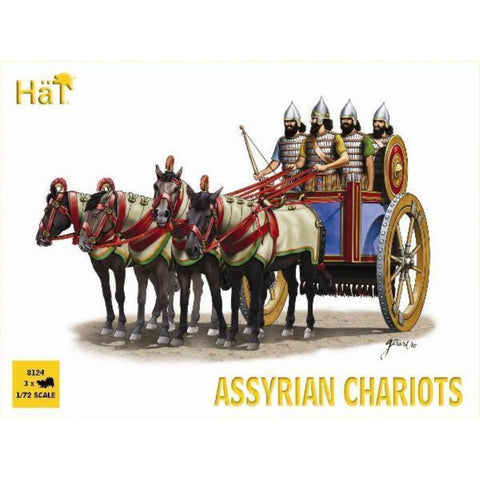 HAT INDUSTRIES Assyrian Chariots
