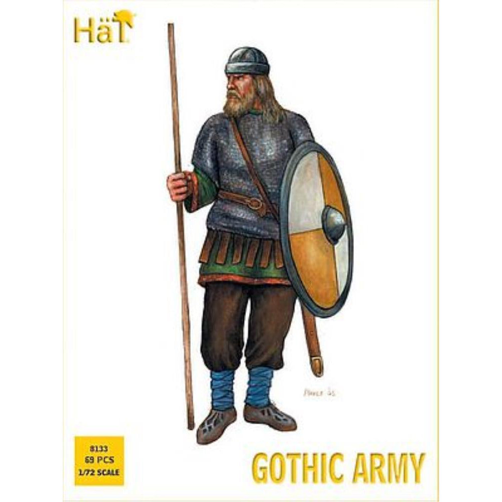 HAT INDUSTRIES Gothic Army