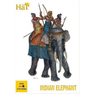 HAT King Porus' Indian Elephant
