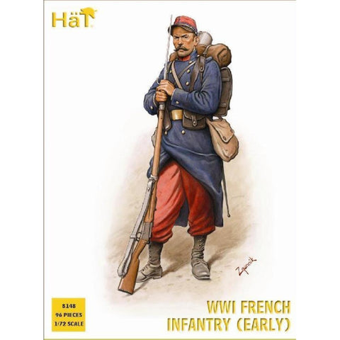 HAT INDUSTRIES WWI French Infantry (early)