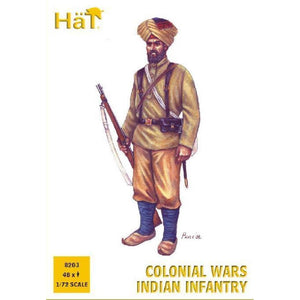 HAT 1/72 Colonial Indian Infantry