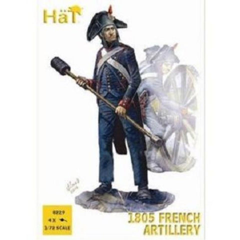 HAT 1805 French Artillery