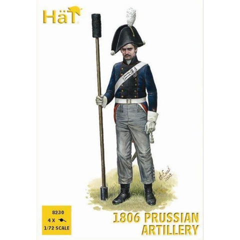 HAT INDUSTRIES 1806 Prussian Artillery