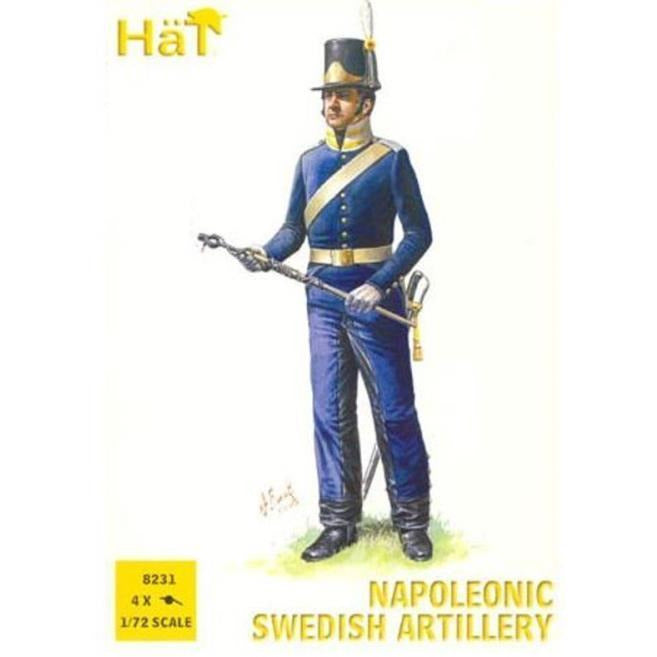 HAT INDUSTRIES Swedish Artillery