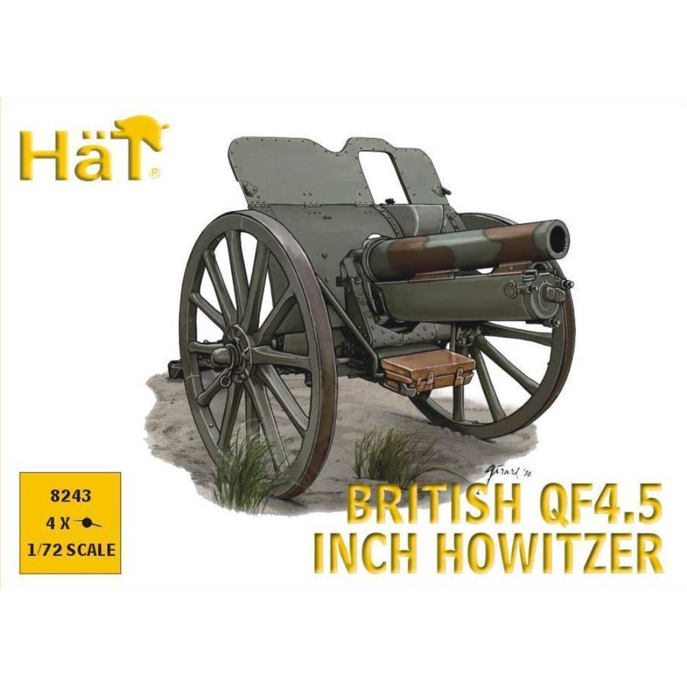 HAT INDUSTRIES WWI British Q45 Howitzer