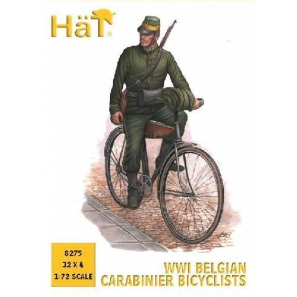 HAT INDUSTRIES WWI Belgian Bicylists