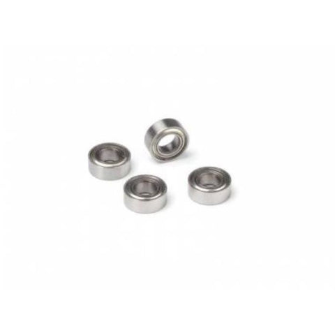 HB RACE SPEC BALL BEARING 4x8x3mm (4pcs) ( HB114471 )