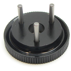 HB Flywheel V2 3pins, Hard black (HB204322)
