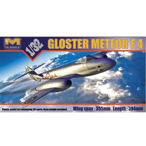 HONG KONG MODELS 1/32 Gloster Meteor F.4 (HKM-01E06)