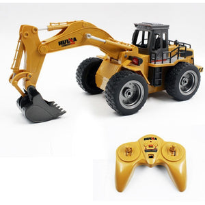 HUINA 1/18 RC Construction Excavator