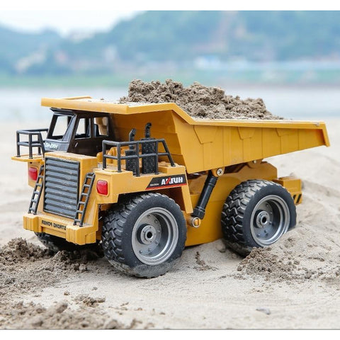 HUINA 1/18 RC Construction Dump Truck