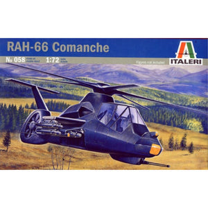 ITALERI 1/72 RAH-66 Comanche Plastic Model Kit