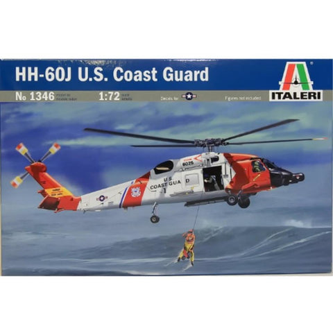ITALERI 1/72 HH60J US COAST GUARD