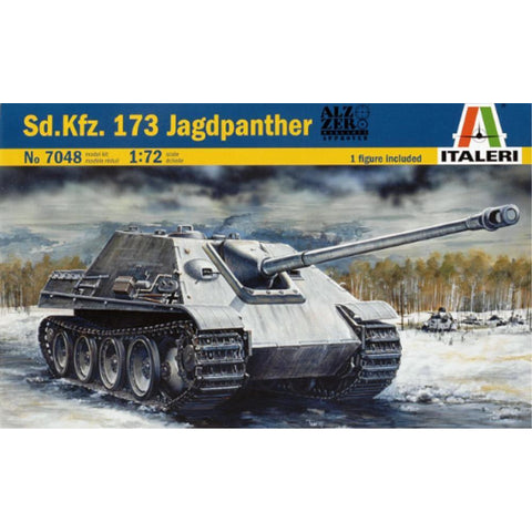 ITALERI 1/72 Sd.Kfz.173 Jagdpanther Plastic Model Kit