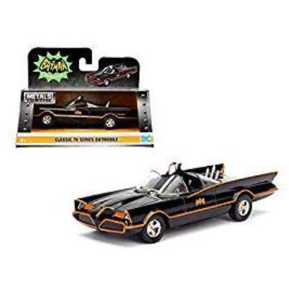 JADA 1:32 1966 Classic TV Series Batmobile Movie JA98225