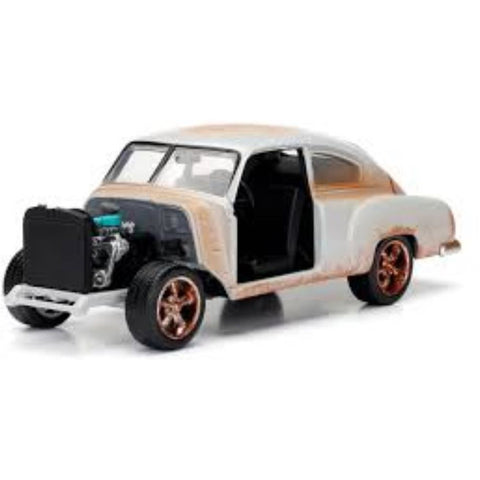 JADA 1:24 F&F Dom's Chevy Fleetline - Fast n Furious Movie JA98294
