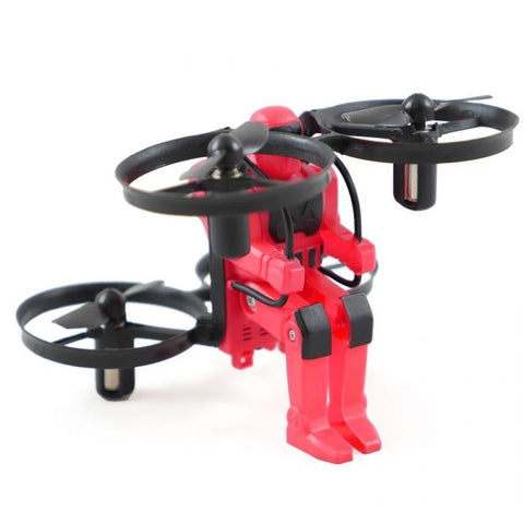 Rage RC Jetpack Commander Drone, RTF, Red
