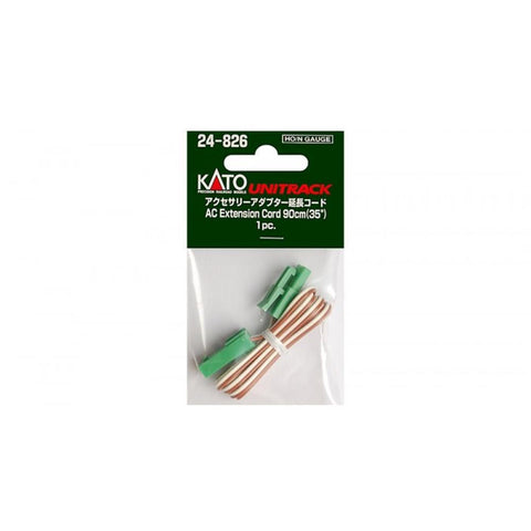 "KATO  DC Extension Cord, 35"" (KA24-826)"