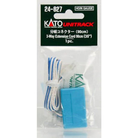 KATO UNITRAK 3WAY EXTENSION CORD (KA24-827)