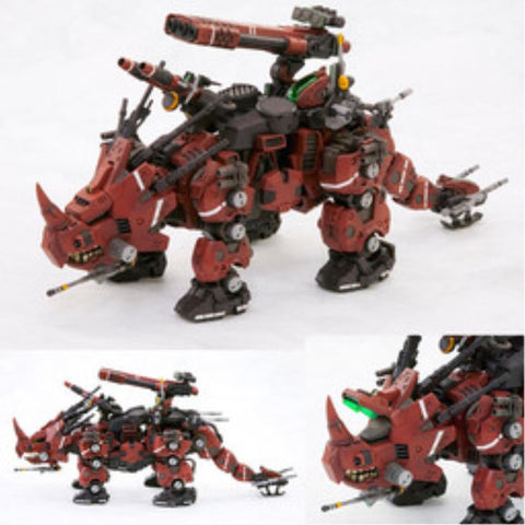 ZOIDS EZ-004 1/72 Highend Master Model Red Horn(KBYZD30)