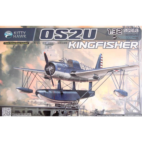 KITTY HAWK OS2U Kingfisher (KH32016) - Hearns Hobbies Melbourne - KITTY HAWK